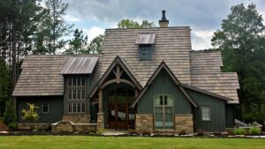 Ludowici tile roof by Exterior Remodel & Design