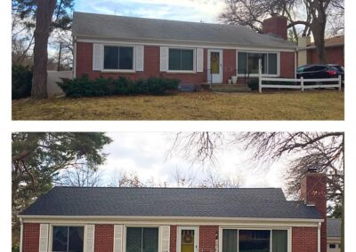 exterior-remodel-design-brick-home-before-after