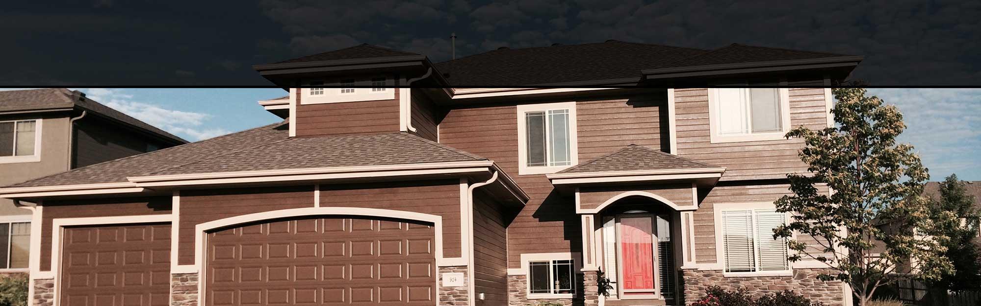 Omaha roofing contractors exterior remodel design of omaha for Exterior remodel and design omaha